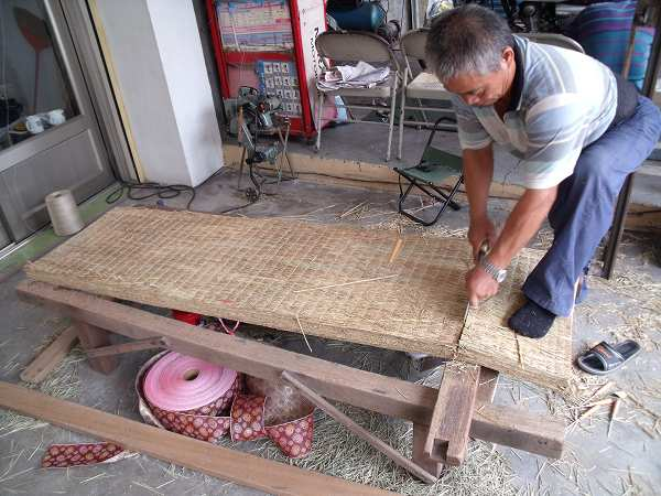 DA YI Tatami Furniture Company has been making tatami  over 50 years.